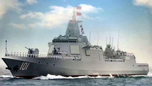 全球五强战舰排行榜,055赫然在列,军迷:彰显军事地位