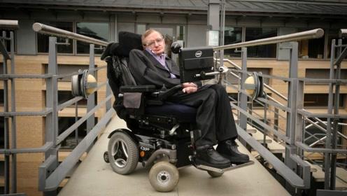 """霍金的""""轮椅""""价值不菲,究竟有什么特殊功能?看完颠覆你的想象"""