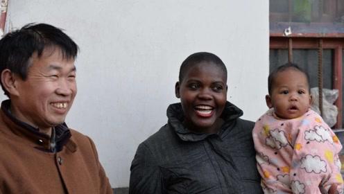非洲90后女孩嫁给洛阳大叔,如今喝惯胡辣汤,河南话贼溜!