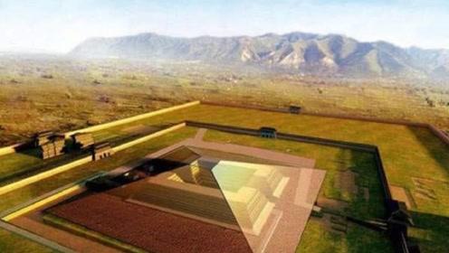 专家给秦始皇陵做B超,结果出来傻眼了,地下还有工程运作!