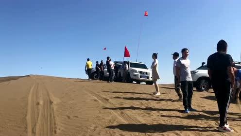 FJ单车挑战巴丹吉林沙漠英雄锅