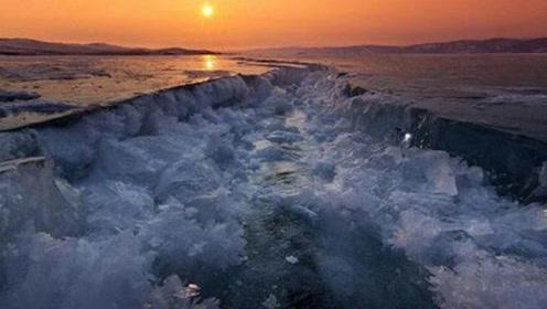 世界上最深的湖,若把长江的水注入它,需25年才能注满!