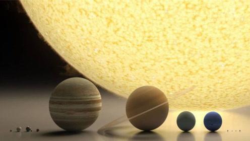 宇宙星体大比拼,地球有多渺小?在这个星球面前地球犹如尘土