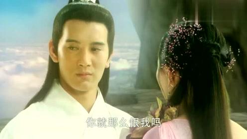 吕洞宾如今恨透了玫瑰仙子,因她才失去了牡丹,爱让人自私