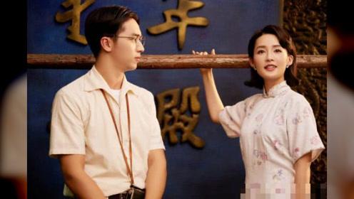 李沁林徽因造型曝光,气质超级像,穿白色旗袍颜值赶超林徽因