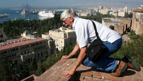 为啥人站在高处往下看时,莫名想要往下跳?真相让人实在不敢相信!