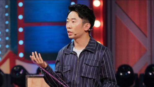 杨迪想要发掘其他的表演,回顾他天生的那些喜剧天赋