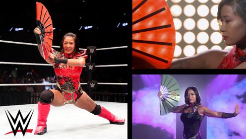 WWE签约的首位中国女将 回顾重庆幺妹李霞三年擂台路