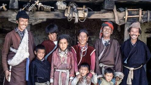 """尼泊尔的""""一妻多夫"""",究竟怎么生活?老外:怎么还能这样?"""