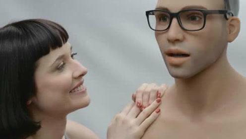 世界上首款男性机器人,神情皮肤以假乱真,女性用户直呼:满意!