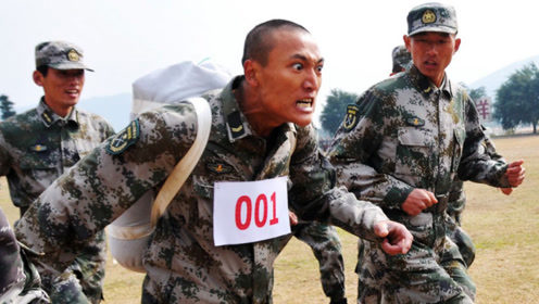 军人运动会为何解放军体能令外军绝望?因为他们不知道魔鬼5公里