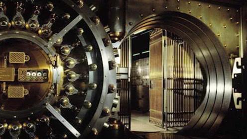 """为什么瑞士银行是世上""""最安全的银行""""?看看它的金库位置,就明白了!"""
