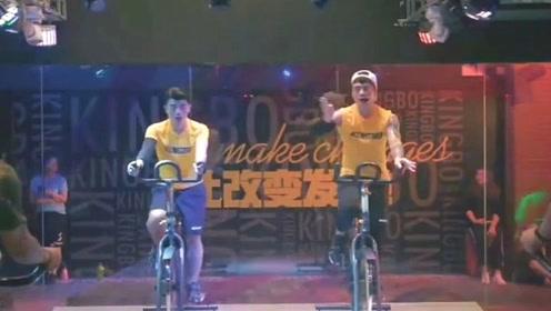 清波动感单车课程 骑行者2019Q2 花式单车