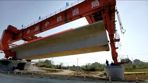 """好消息!900吨""""巨人""""开启黄黄高铁:武汉到杭州缩短至3小时"""