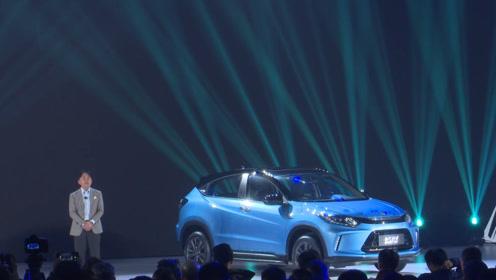 广汽Honda首款纯电动SUV VE-1潮绚上市