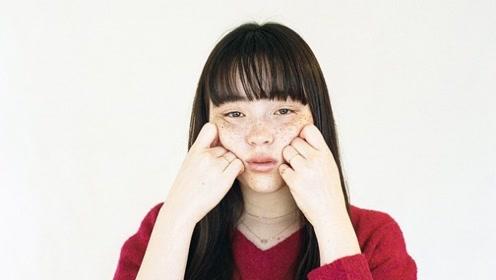 21岁混血儿Motola世理奈天生厌世脸,网民嫌弃:难以入戏