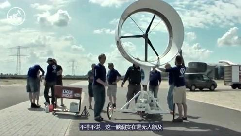 小伙将两台风扇改装电动车,起步瞬间让你怀疑人生,你敢挑战吗