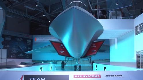 五代机还没普及,一个五常已展出六代战机,预计投资超过25亿