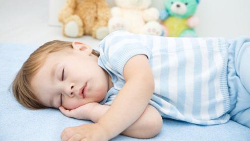 孩子睡觉打鼾,家长们一定要重视!可能还会影响孩子长高个