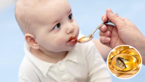 不吃鱼肝油的宝宝和从小吃的宝宝有何区别?3岁后就能看出来