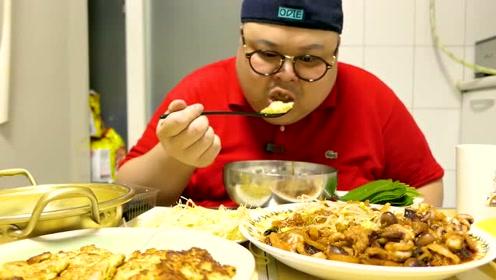 就喜欢看这个胖哥吃午饭,连我的厌食症都治好了