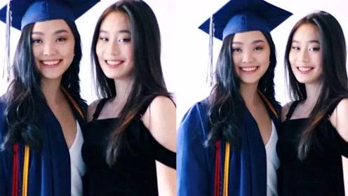 李连杰的两个女儿:大女儿成学霸被哈佛录取,二女儿比姐姐更活跃