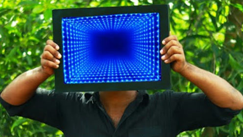 如何制作现代的LED无限幻镜,网友:看完学到了!