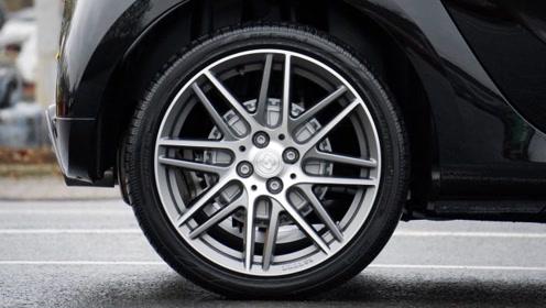 宽轮胎和窄轮胎差距有多大?被坑过的车主都知道
