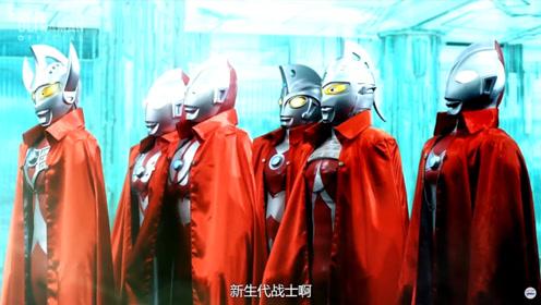 《奥特银河格斗》新生代战士集结,与黑暗奥特杀手决一死战