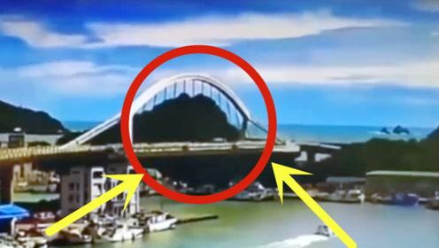 新建的大桥,突然坍塌, 村民们纷纷大骂豆腐渣工程!