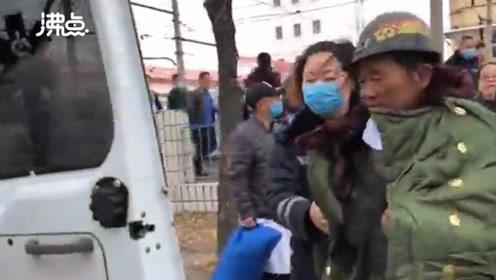 双鸭山煤矿冒顶事故被困7人全部获救 现场画面曝光