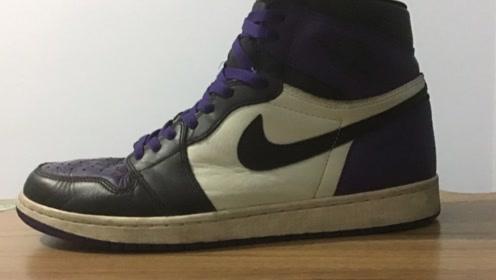 球鞋分享:aj1里的air sole气垫到底有多软?极限形变!