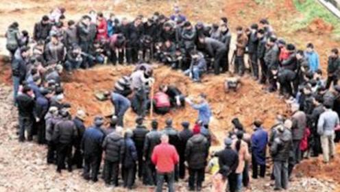 """陕西小村每晚都""""地震"""",引来考古专家调查:地下埋着6位帝王"""