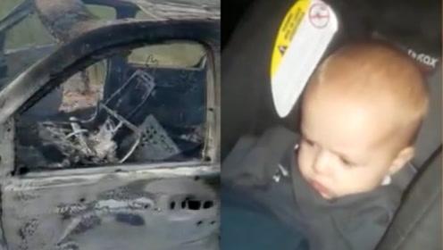 大难不死!9名美国摩门教徒墨西哥被枪杀,一婴儿在满是弹孔的车中幸存