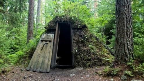 """世界最""""原始""""的酒店,建在荒山野岭中,住过的客人都不想走!"""
