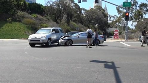 """车祸发生后,到底应该怎么做?交警提示:记住这""""5字诀""""能自保"""