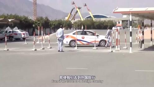 中国驾照能在多少个国家通用?