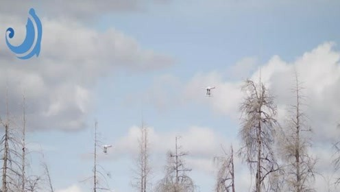 气候变化危害严重 看高科技直升机如何拯救地球