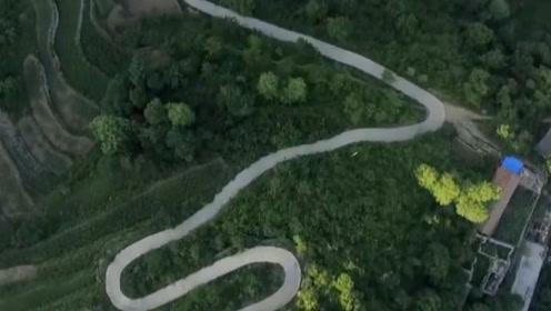"""太行山又一个""""郭亮村"""",四周都是悬崖峭壁,最主要的是不收门票!"""