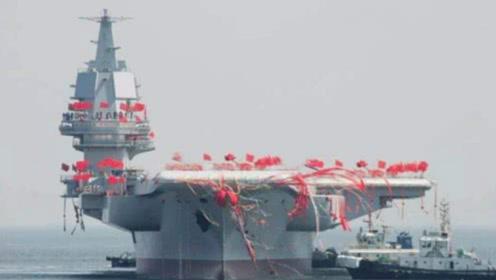 """003航母进度喜人,海军步入""""3.0时代"""",航母编队呼之欲出?"""