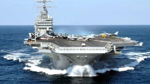 比美国核航母还牛的航母,可以抵抗30米海浪,甲板厚达12米