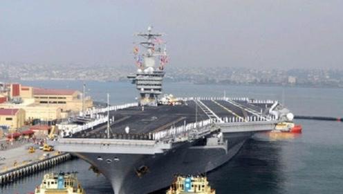 领先003,十万吨核航母即将下水,太平洋周边再添超级航母