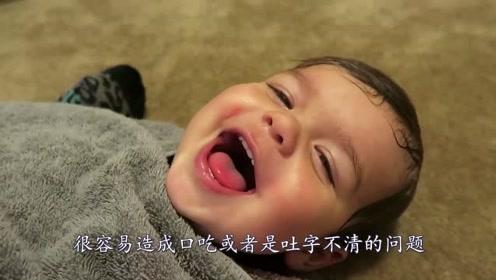 """老人的可怕习惯,新生儿要""""剪舌根"""",看的人舌根发凉!"""