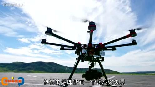 无人机怎么面对即使风速极强的空中依然稳定飞行的