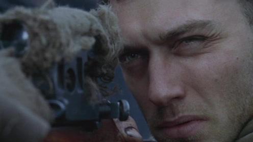 """豆瓣评分8.4的战争片,男子在战场百分百中,原来他是""""狙神""""!"""