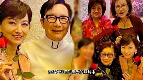 赵雅芝提前庆65岁大寿,容颜不改似小妹,久违现身的她也在其中