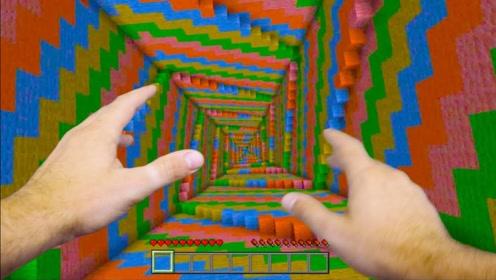 第一人称视角游戏,玩家来到游乐场,感受不同的闯关特色