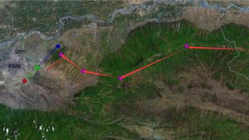 秦始皇陵墓规模巨大,为什么要修建在骊山,卫星照片揭开千年谜团