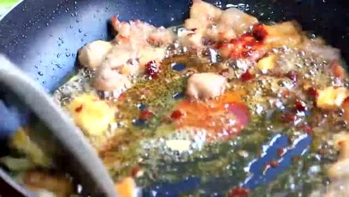 吃了半辈子花菜,第一次见这种吃法,掀开锅盖那一刻,真香啊