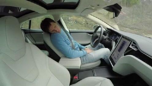 喝了酒用特斯拉的自动驾驶回家,人在副驾上睡觉,算酒驾吗?